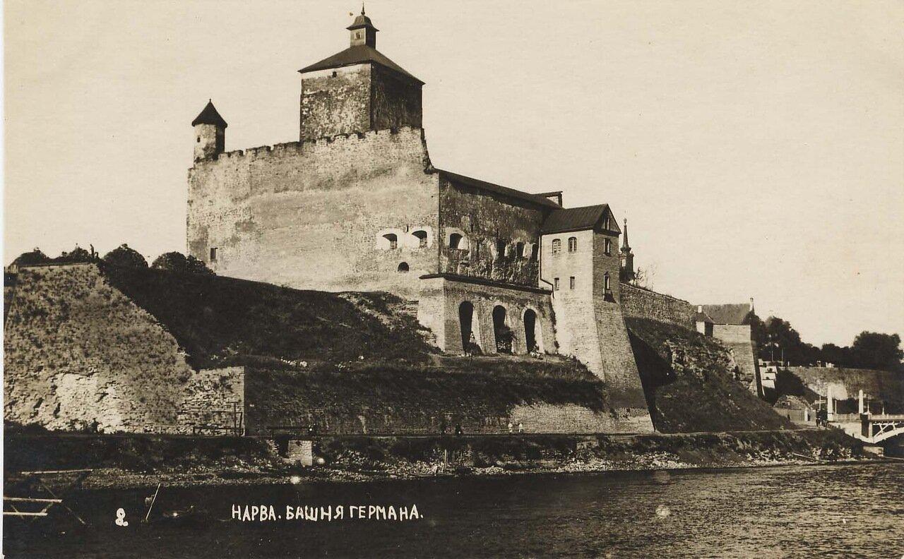 Башня Германа