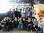 Команда 2000 г.р. в краеведческом музее