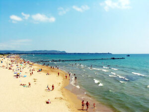 Джемете – чистые пляжи и лазурный берег