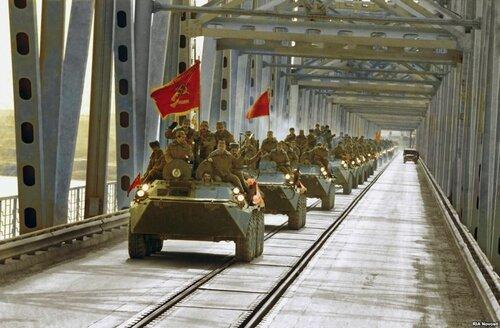 25 лет назад СССР вывел войска из Афганистана