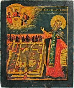 Преподобный Макарий Желтоводский Унженский