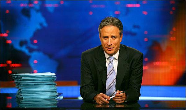 Про ситуацию на Украине в программе The Daily Show