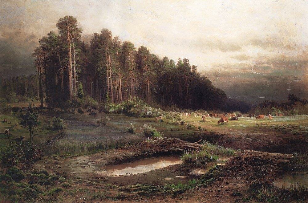 Лосиный остров в Сокольниках2. 1869.jpg