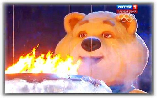 Закрытие Олимпийских игр Сочи-2014