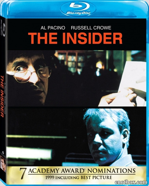 Свой человек / The Insider (1999/BDRip/HDRip)