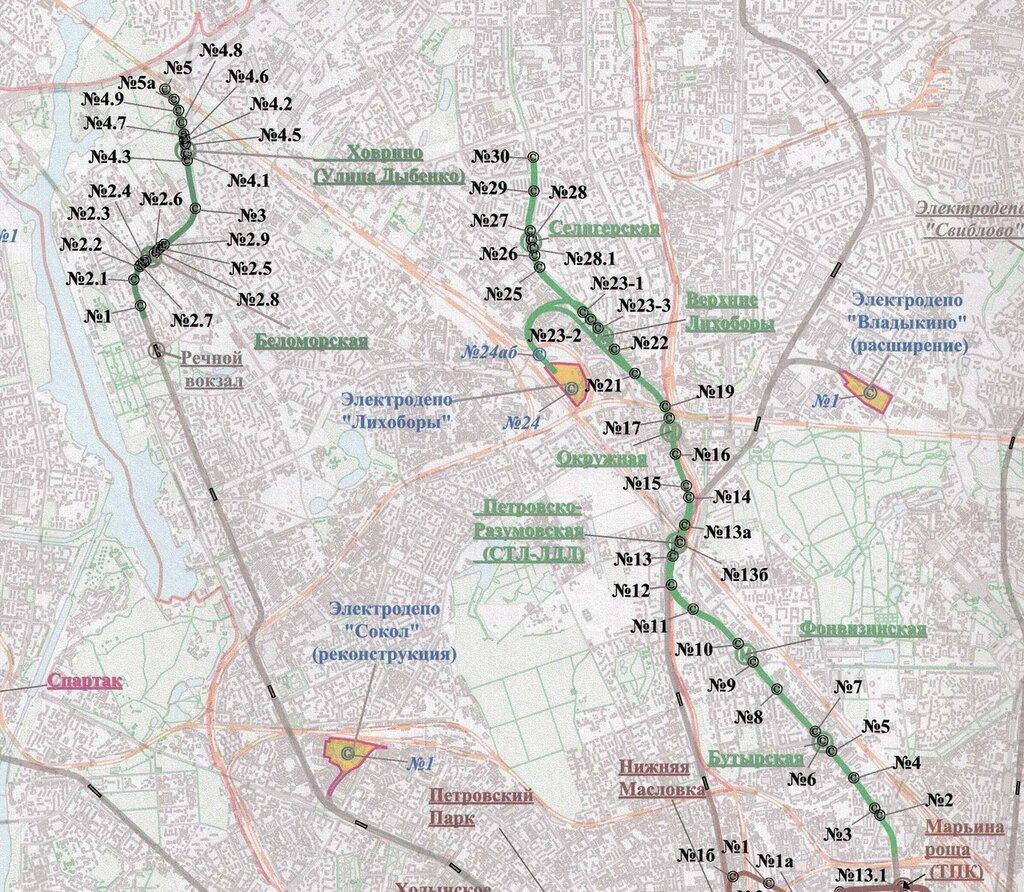 утвержденная схема развития метро москвы до 2020 года