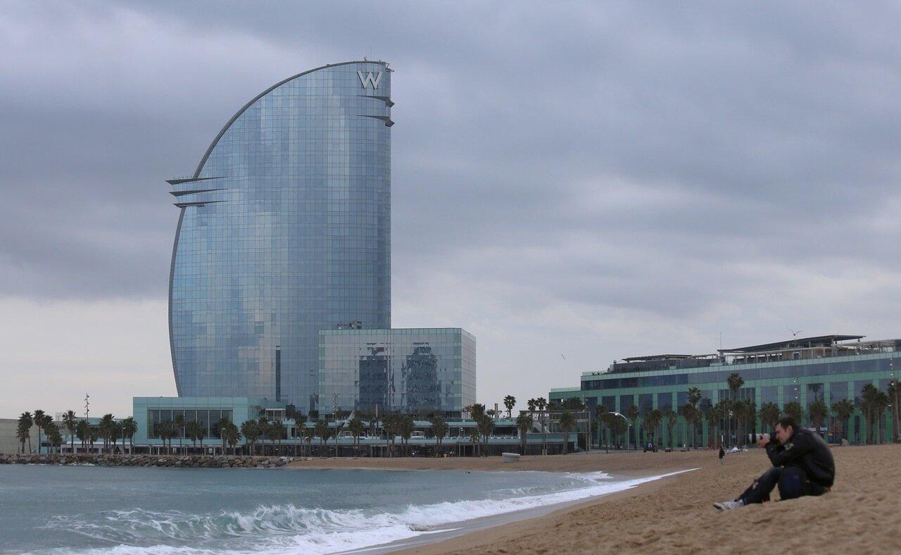 Barcelona W hotel