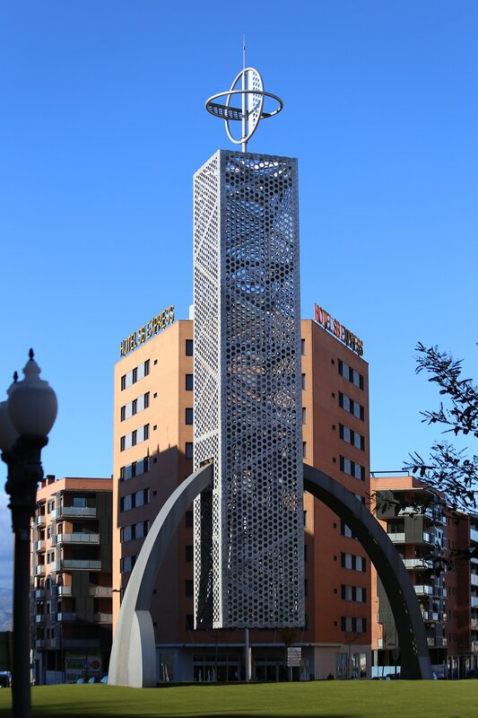 Таррагона. Башня ветров La Torres dels vents