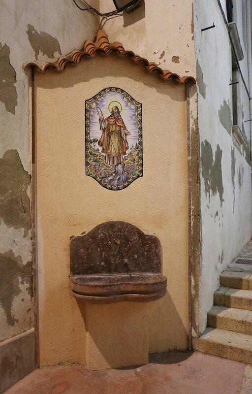 Таррагона. Капелла Сан Мажи. Capella de Sant Magí
