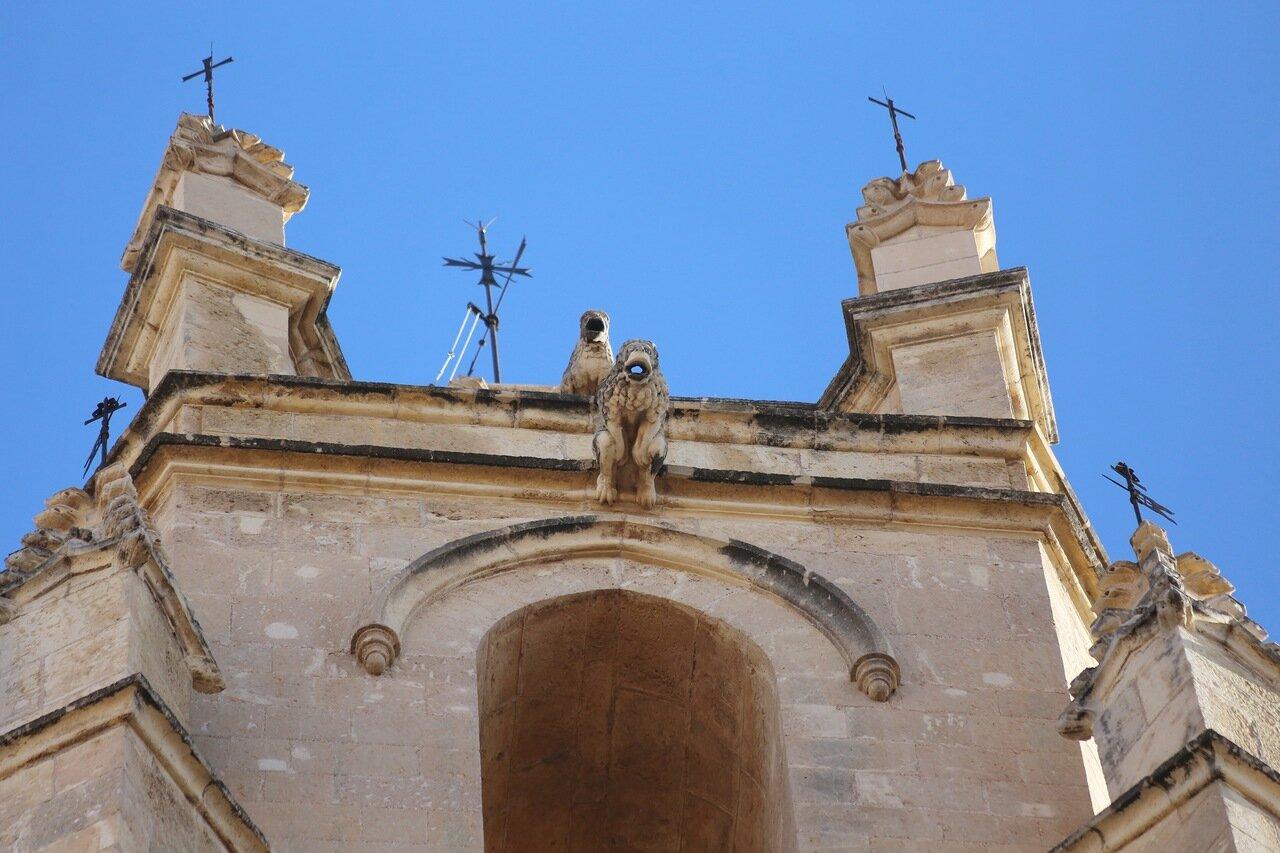 Реус. Церковь Святого Петра. Iglesia Prioral de San Pedro