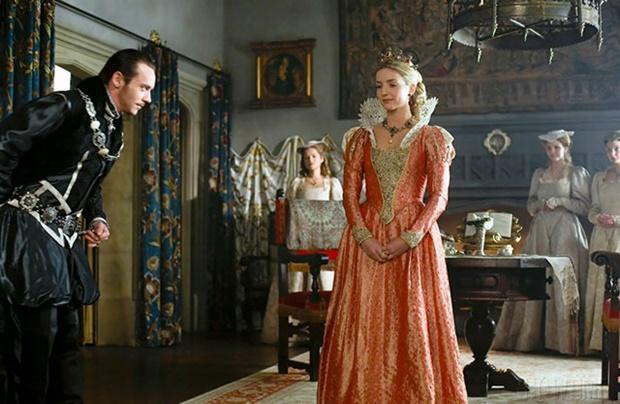 Топ 5 красивых исторических сериалов