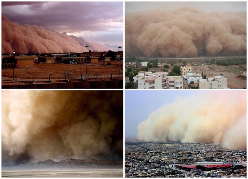 Самум – песчаная буря