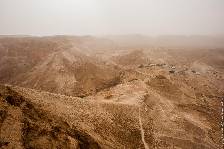 Масада, Израиль