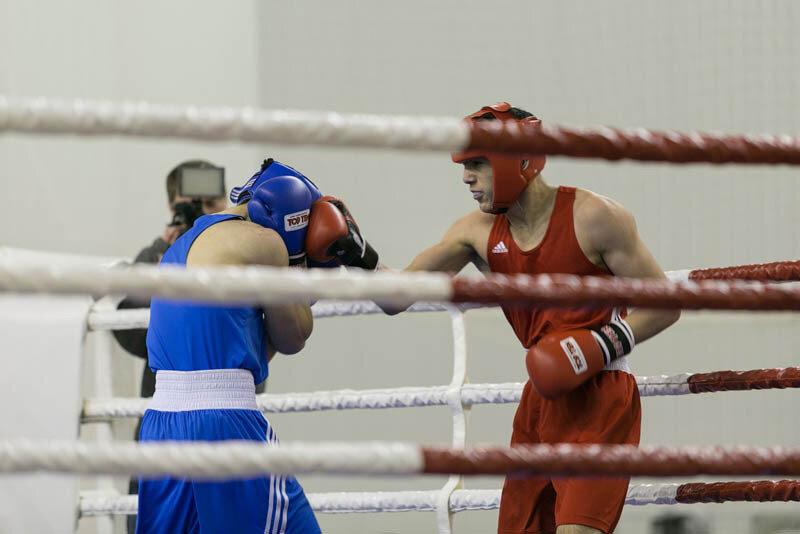 Турнир по боксу в Анапе 2014