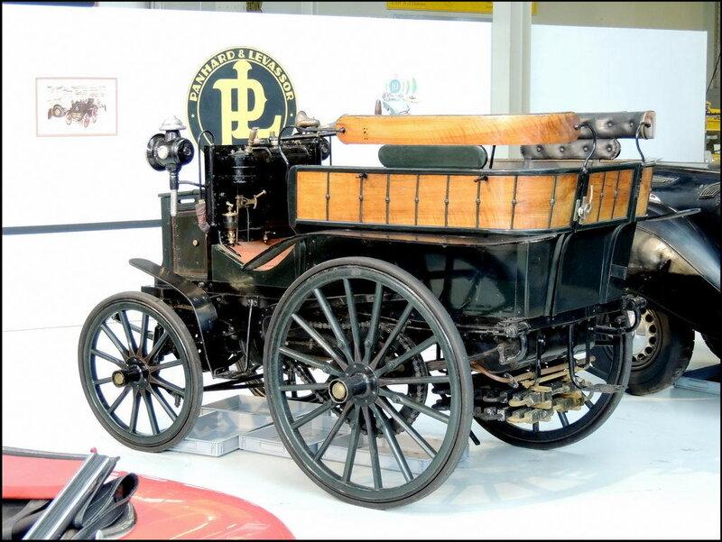 Autoworld 8132 Panhard-Levassor