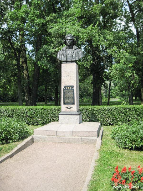 Московский парк Победы. Е.П.Фёдоров