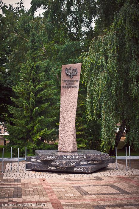 Белосток, Польша, Białystok, Старый город Белостока, Памятники в Белостоке
