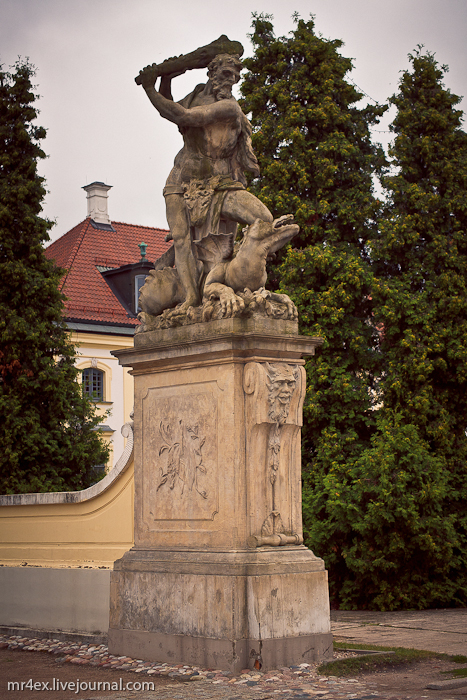 Белосток, Польша, Białystok, Дворец Браницких