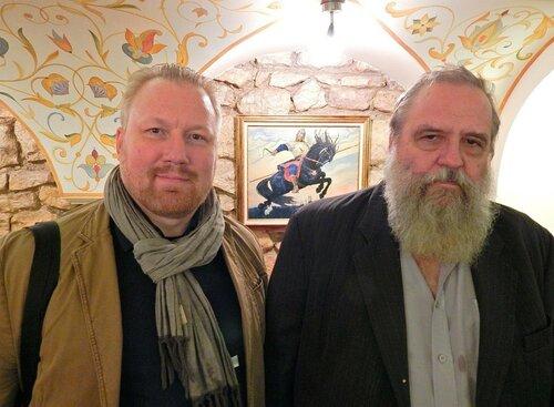 Юрий ГОРСКИЙ & Владимир КАРПЕЦ | октябрь 2013