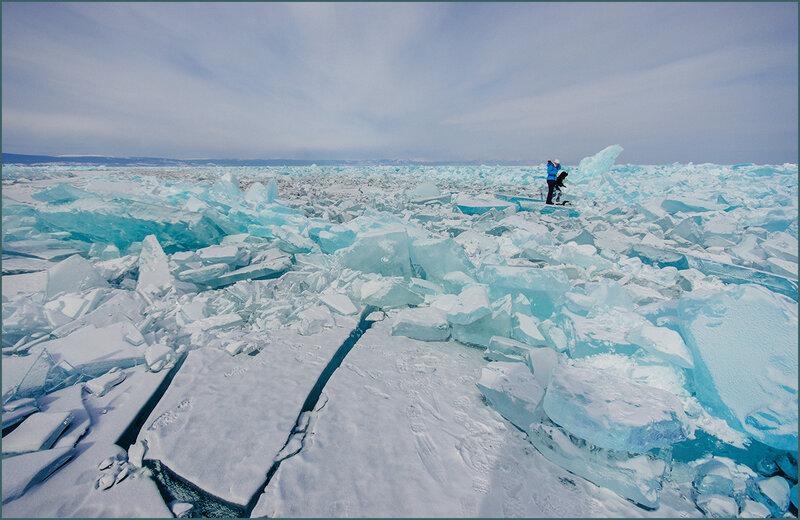 Запах Арктики