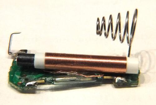на одном транзисторе и
