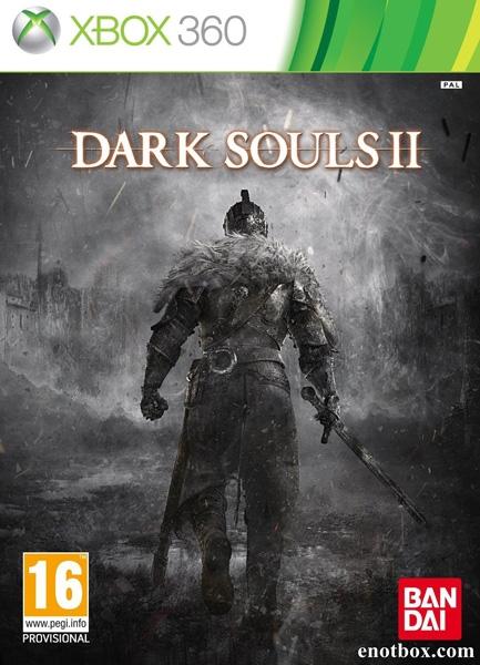 Dark Souls II (2014/XBOX360/RF/RUS/ENG/MULTI11)