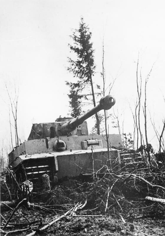 "Russland, Panzer VI ""Tiger I"""