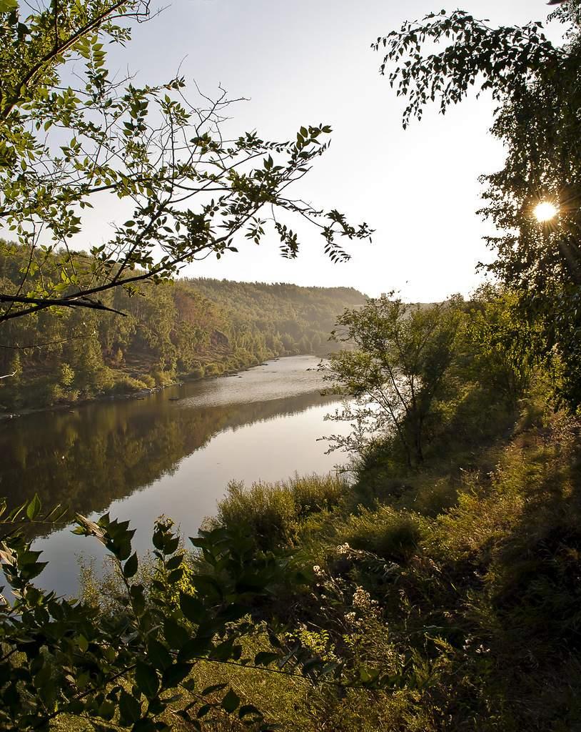 Река уй картинки