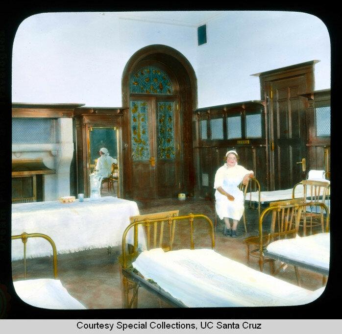 Ливадия. Спальня. 1930