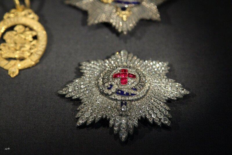 Орден рыцаря Подвязки султана Абдюлмецида I
