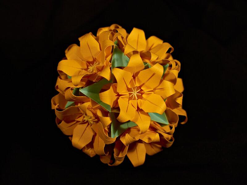 цветы - модификация ириса