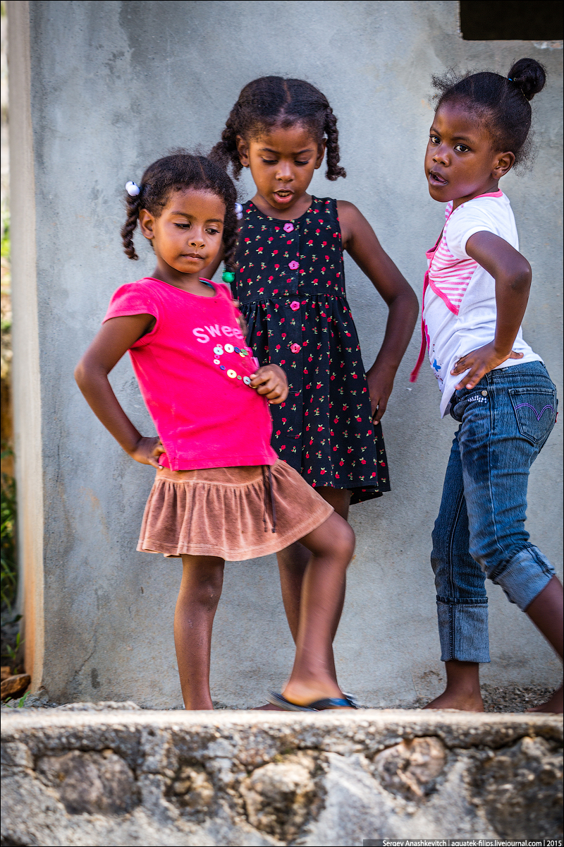 Доминиканские модели