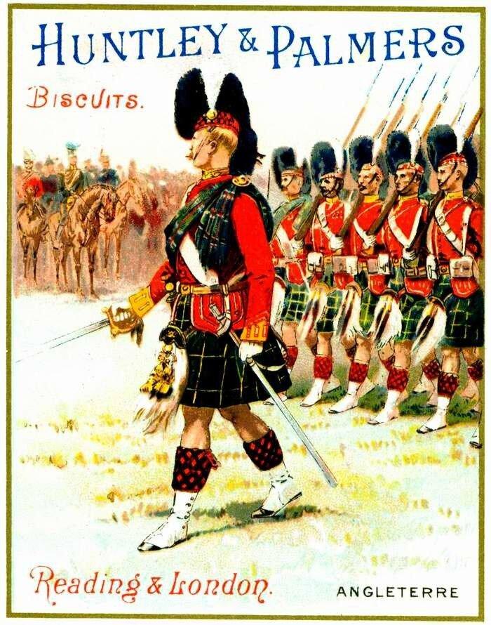 Солдаты британской армии (2)