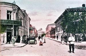 Гостиница «Европейская», переулок Фабра