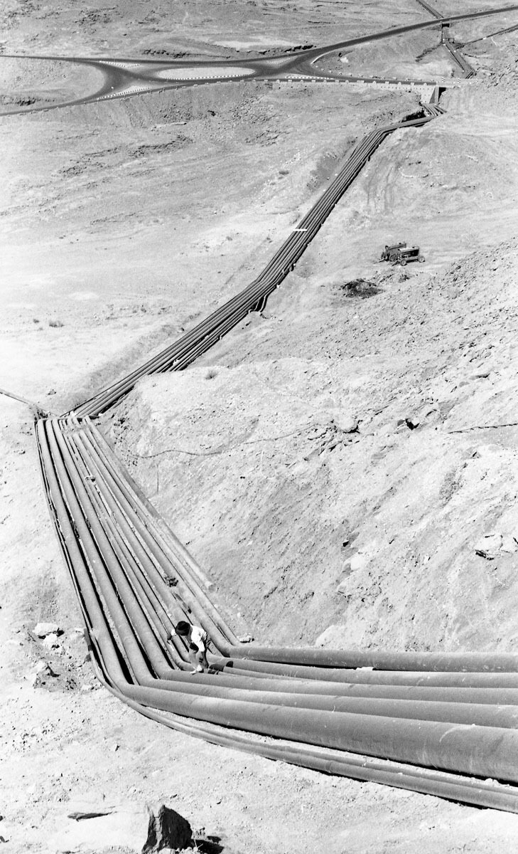 29. Нефтяная промышленность в Иране, 1958