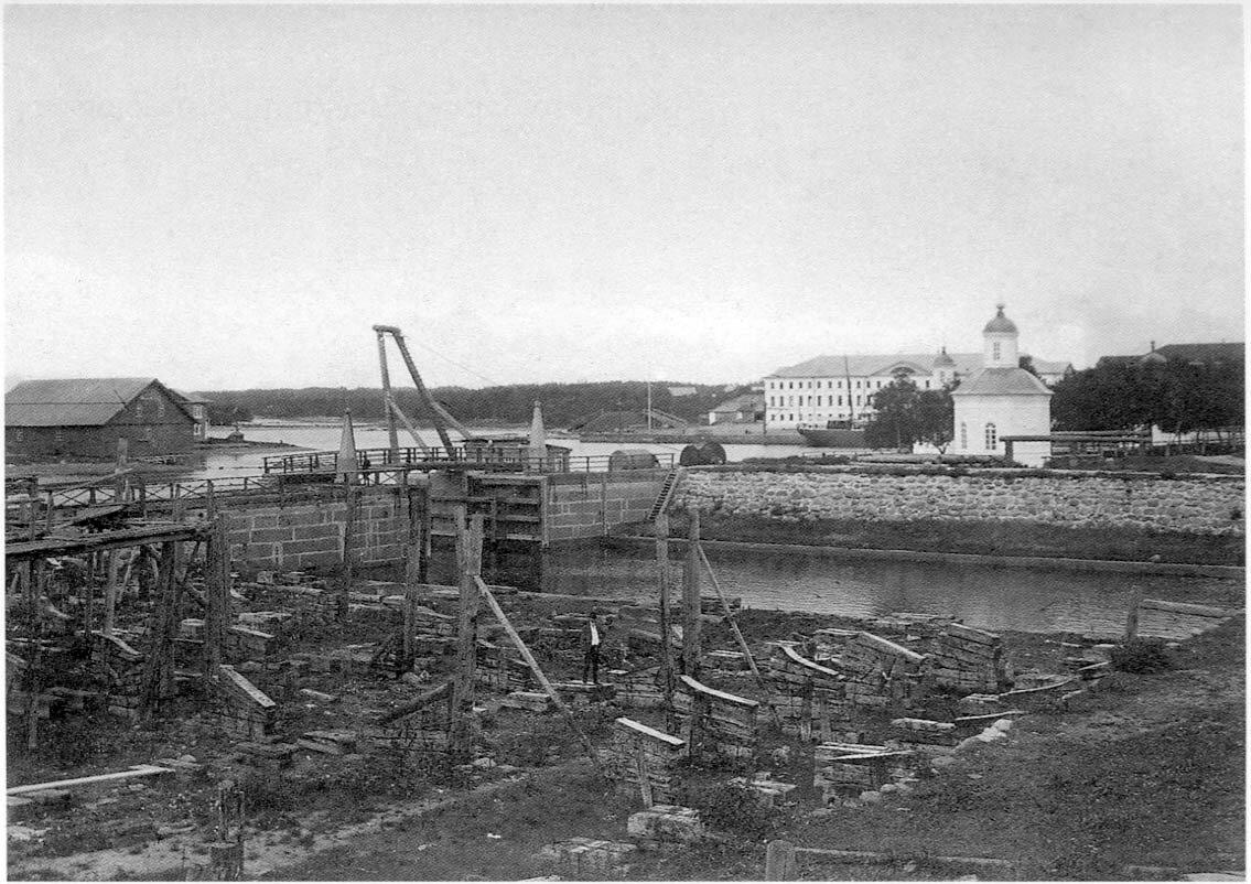 Соловецкий монастырь. Док. 1908-1910