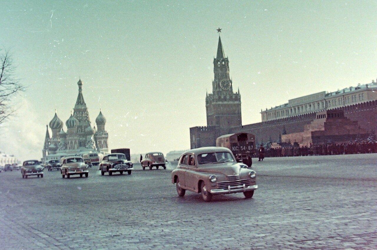 Москва, Красная площадь, Собор Василия Блаженного