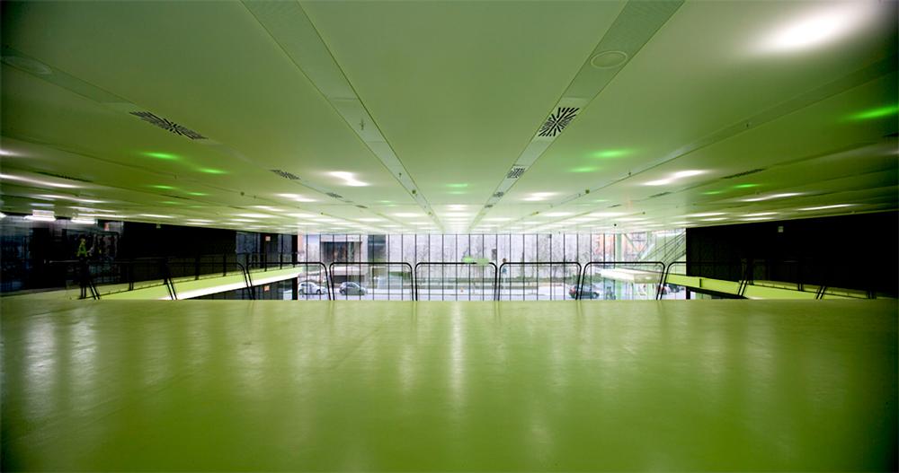 Edificio de Oficinas Media-TIC, Barcelona by Enric Ruiz-Geli