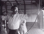 © Ernst Scheidegger, 1958, Kyudo archery – the way of the bow, Tokyo