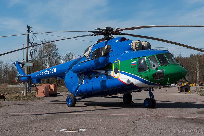 Миль Ми-8АМТ (RA-25650) D708398