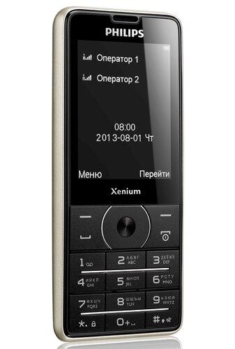 Philips Xenium X1560 (сим-карты)