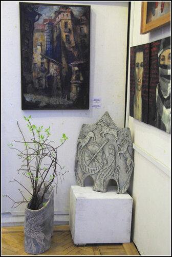 Выставка «Весна 2014». ВЦСПбСХ.