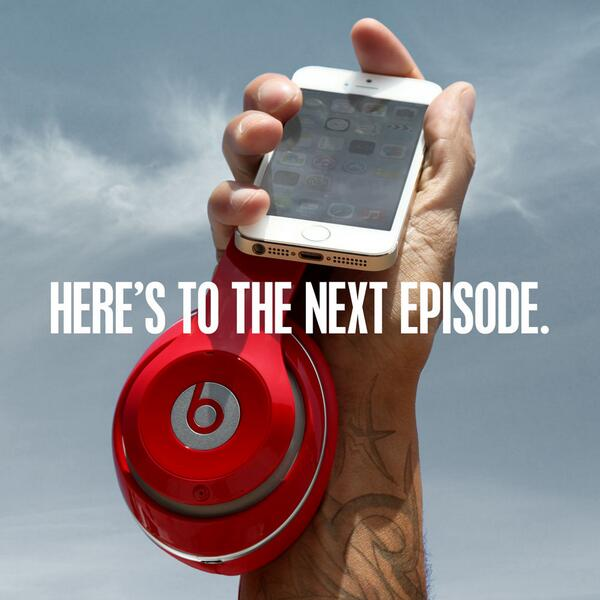 Apple официально купила Beats за три миллиарда долларов