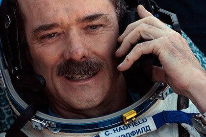 Канадский астронавт – покоритель Ирландии