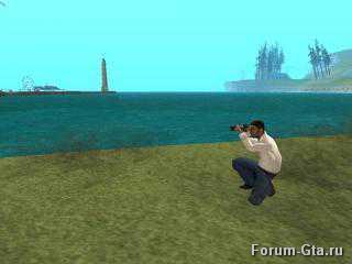 Фотограф-самоубийца GTA SA