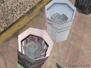 Секреты GTA SA - карты Вайс-Сити