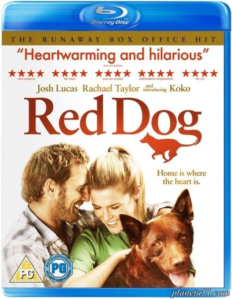 Рыжий пес / Red Dog (2011/HDRip)