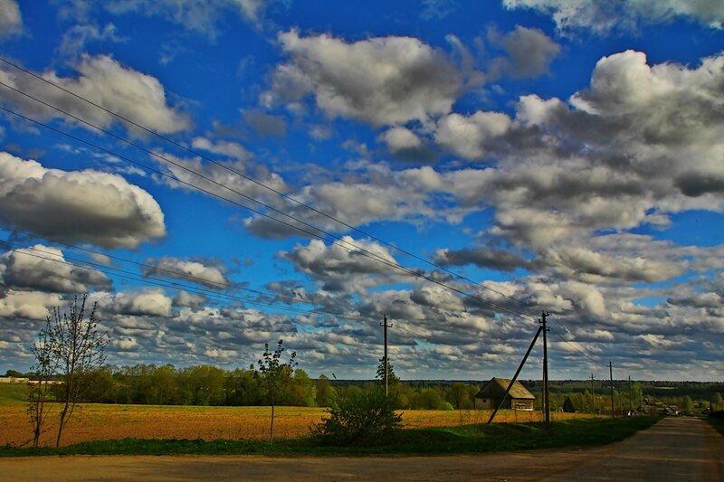 пейзаж, Берново