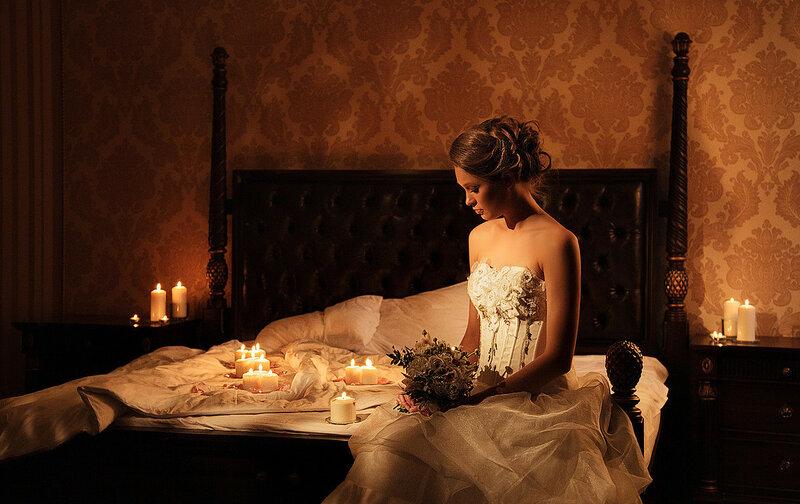 если как можно провести первую брачную ночь любви видео очень любит