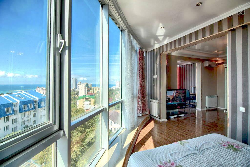 0 390faf 9f75c02a orig ТОР 10 лучших квартир для отпуска в центре Сочи